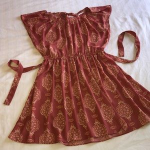 Lauren Conrad dress size L